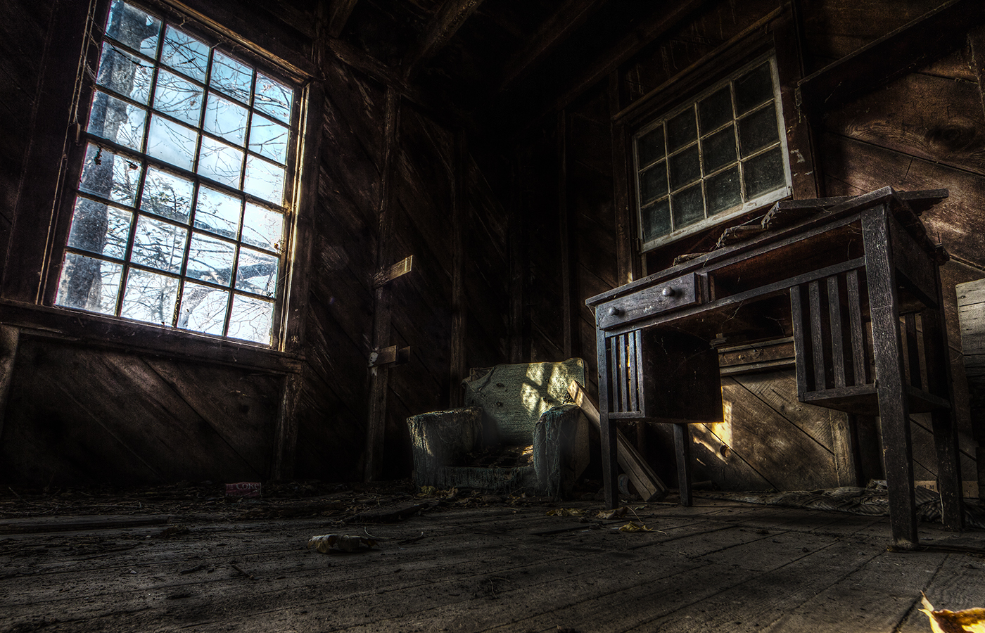 Abandoned Building 05