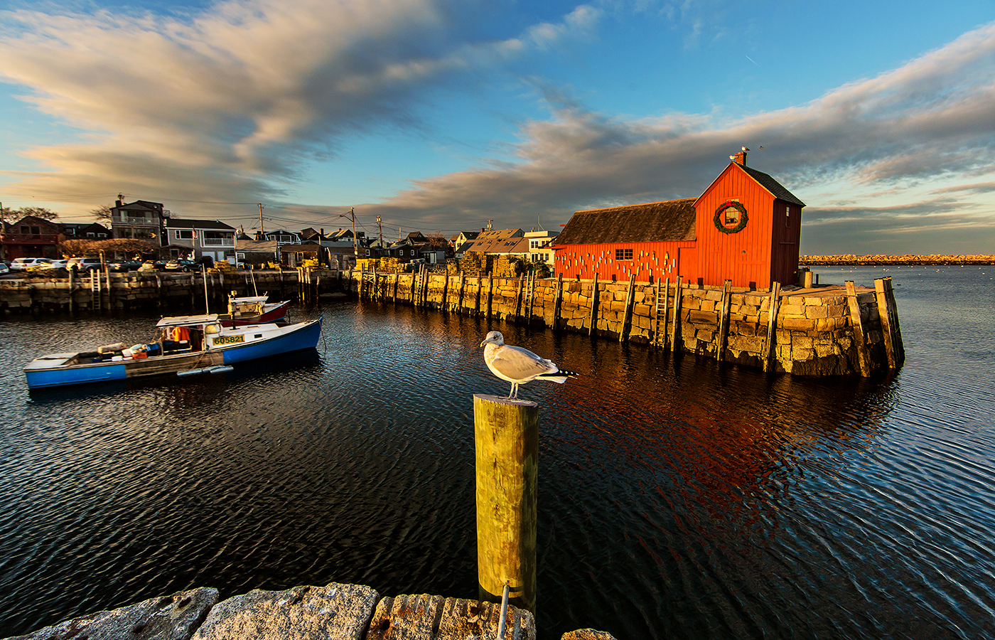 Rockport Harbor