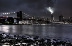 Manhattan Lightning
